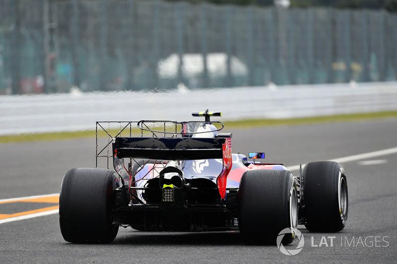 Carlos Sainz Jr., Scuderia Toro Rosso STR12 con sensores