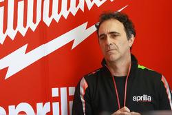 Romano Albesiano, Milwaukee Aprilia World Superbike Team