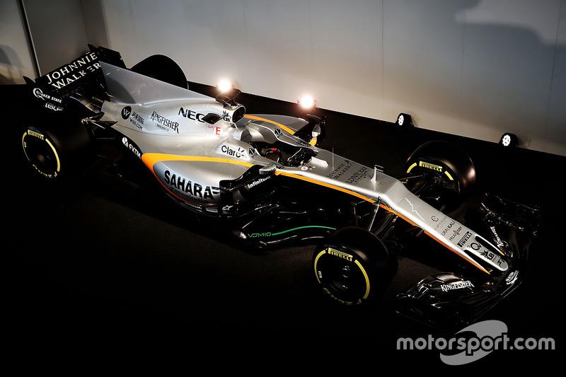 Force India F1 VJM10 (2017)
