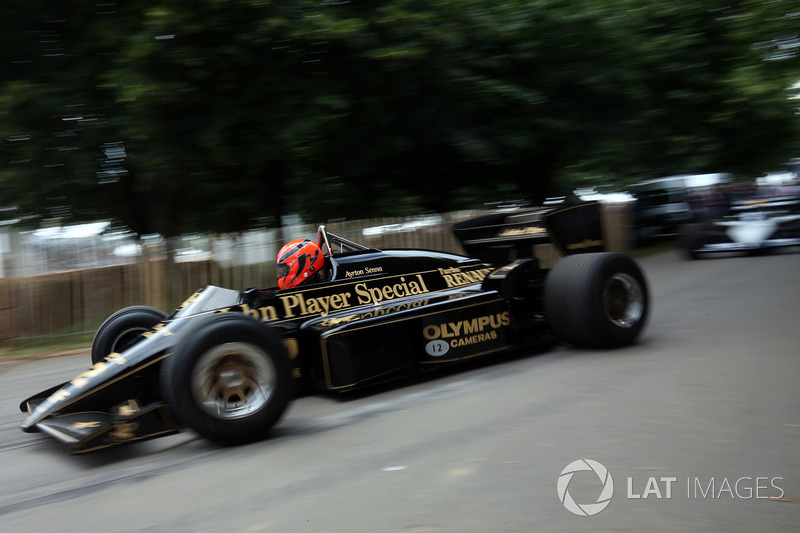 Lee Mowle, Lotus Renault 97T
