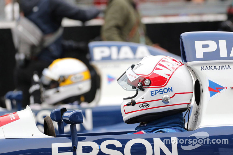 Сатору Накаджима, Tyrrell 019