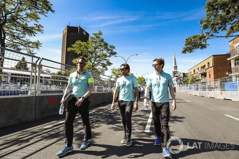 Nelson Piquet Jr., NEXTEV TCR Formula E Team, Oliver Turvey, NEXTEV TCR Formula E Team