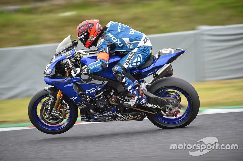 #94 GMT 94 Yamaha: David Checa, Niccolo Canepa, Mike Di Meglio