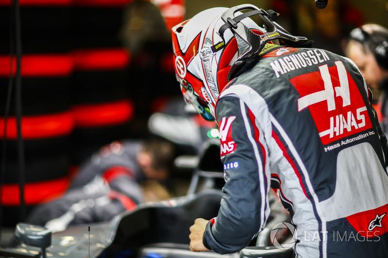 16 місце — Кевін Магнуссен, Haas — 12