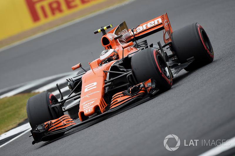 11. Stoffel Vandoorne, McLaren MCL32