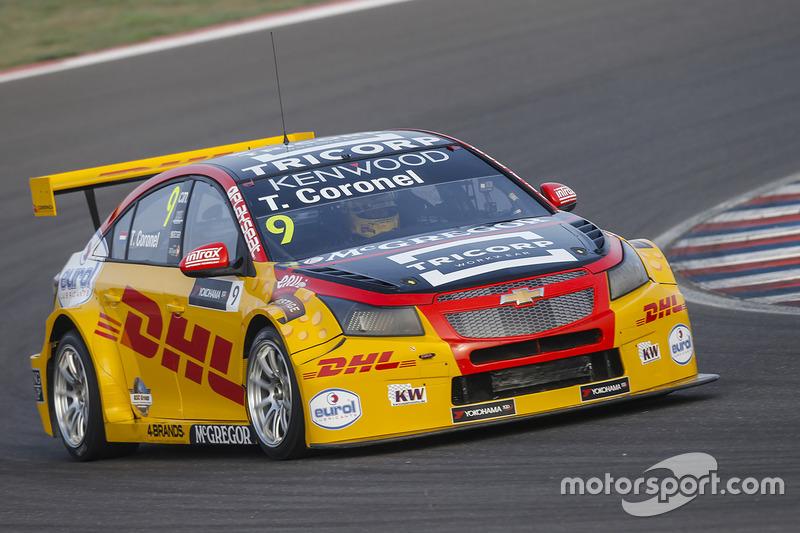 Том Коронель, Roal Motorsport, Chevrolet RML Cruze TC1