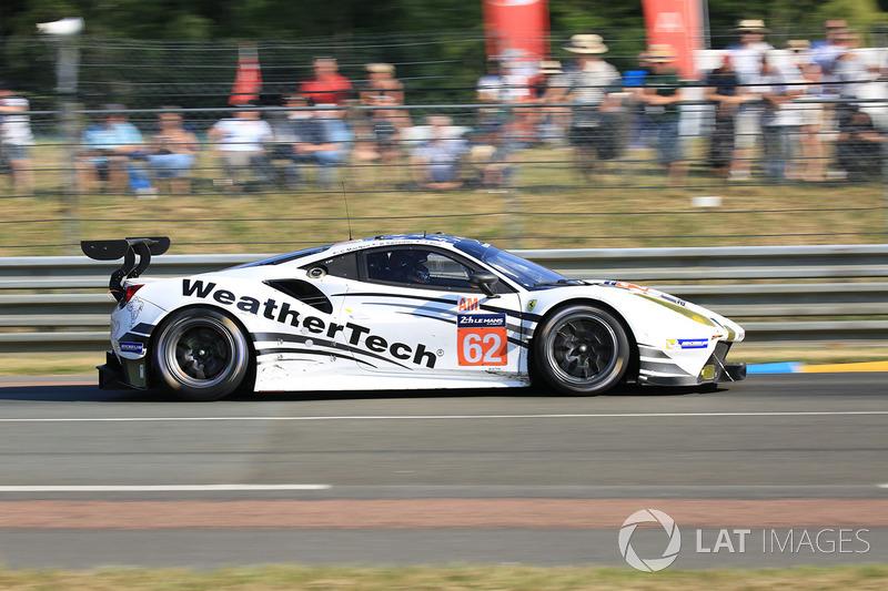 1. LMGTE-Am: #62 Scuderia Corsa, Ferrari 488 GTE
