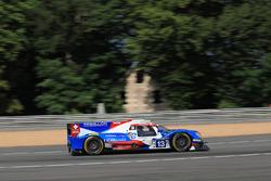 #13 Vaillante Rebellion Racing Oreca 07 Gibson: Mathias Beche, David Heinemeier Hansson, Nelson Piquet Jr.