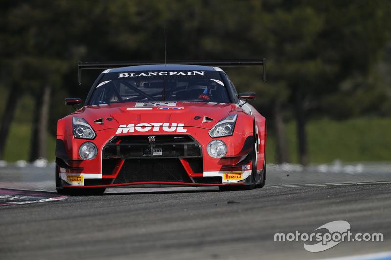 #22 Team RJN-Motorsport, Nissan GT-R Nismo GT3: Alex Buncombe, Matthew Simmons, Matthew Perry, Struan Moore, Lucas Ordonez