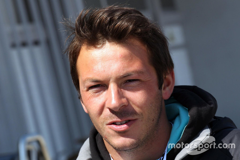 Jean-Karl Vernay, Leopard Racing Team WRT