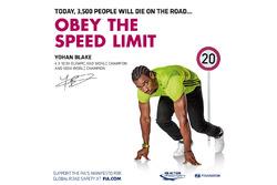 Yohan Blake, 4x100m olympic medalist