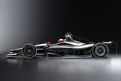 IndyCar-Chassis 2018