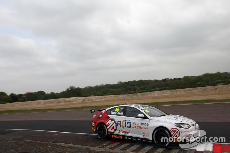 Aron Taylor-Smith, Triple Eight Racing MG Motor MG6GT