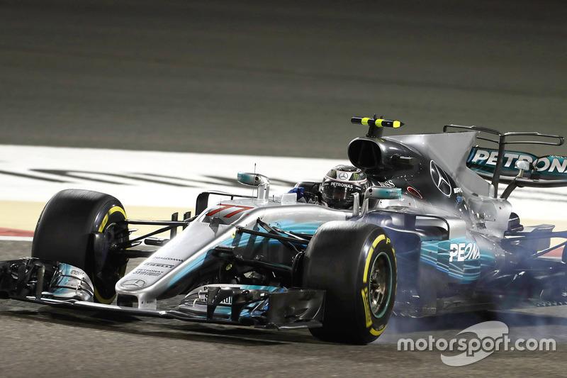 Un nuevo integrante del podio de Bahrein