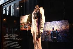 FIA Fórmula E publicidad de la serie