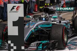 Переможець гонки Валттері Боттас, Mercedes AMG F1 W08