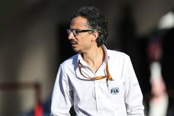 Laurent Mekies, directeur à la sécurité FIA