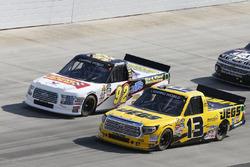 Cody Coughlin, ThorSport Racing Toyota Regan Smith, Ricky Benton Racing Ford