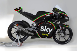 Bike von Nicolo Bulega, SKY Racing Team VR46