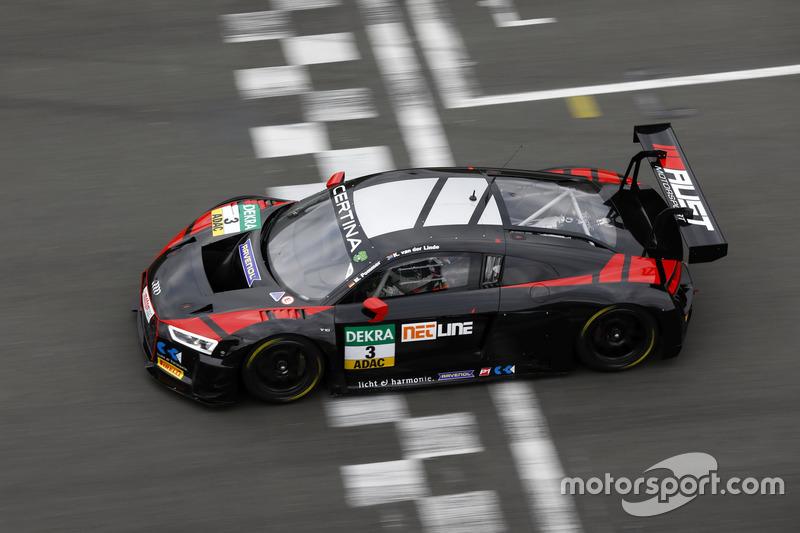#3 Aust Motorsport, Audi R8 LMS