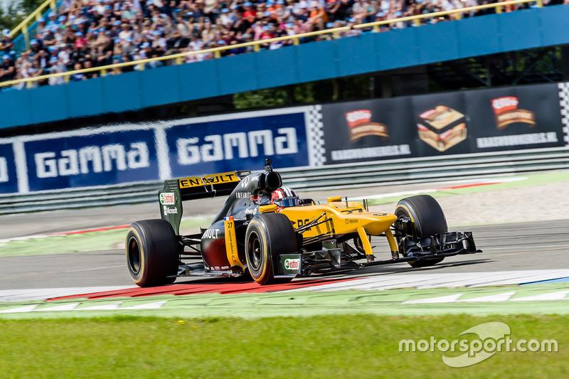 Ніко Хюлькенберг, Renault E20