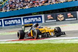 Nico Hülkenberg met de Renault E20