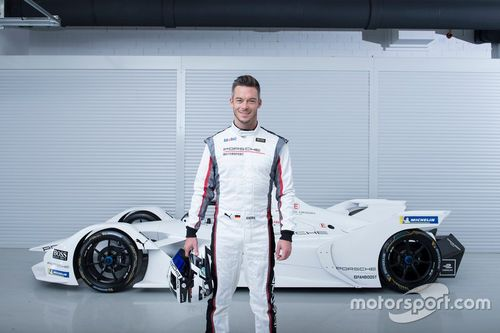 Pengumuman Porsche Formula E