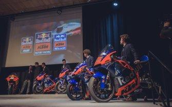 Presentazione KTM Racing Team