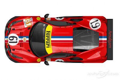Livrea #61 Luzich Racing