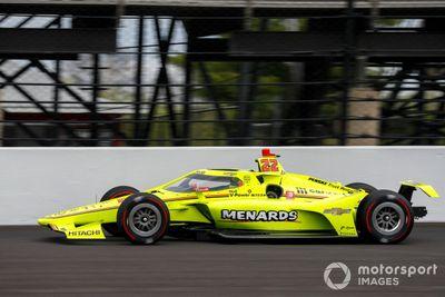 Indy April Testing
