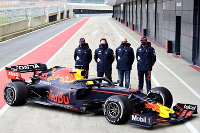 Red Bull Racing launch