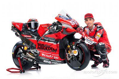 Lançamento da Ducati