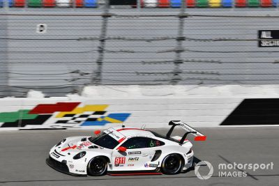 Testes de janeiro em Daytona