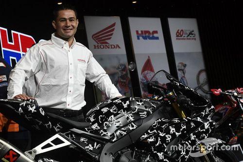 Presentación de Honda