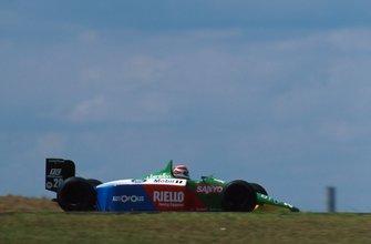 Nelson Piquet, Benetton B189B