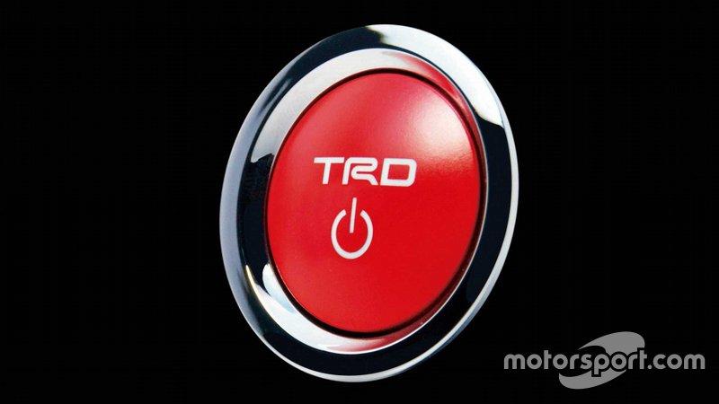 Toyota Prius 2019 року від TRD