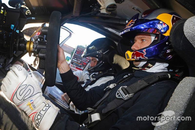 Sebastien Ogier, C3 WRC, Citroën Racing