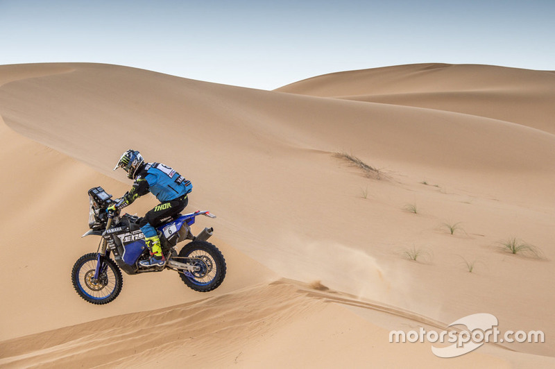 #6 Yamalube Yamaha Official Rally Team: Adrien Van Beveren