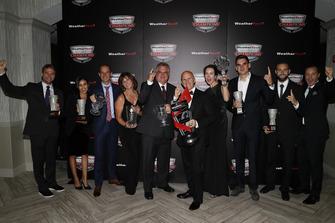 #33 Riley Motorsports Mercedes AMG GT3, GTD: Jeroen Bleekemolen, Ben Keating, Luca Stolz, TPNAEC, Bill Riley, Rob Moran, team members
