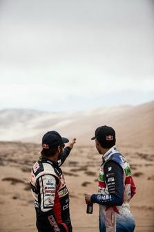 Ignacio Casale e Francisco Chaleco López