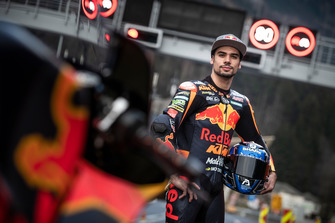 Miguel Oliveira, Red Bull KTM Factory Racing attraversa il Gleinalmtunnel