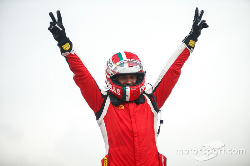Thomas Tippl, Scuderia Corsa - Ferrari of Beverly Hill