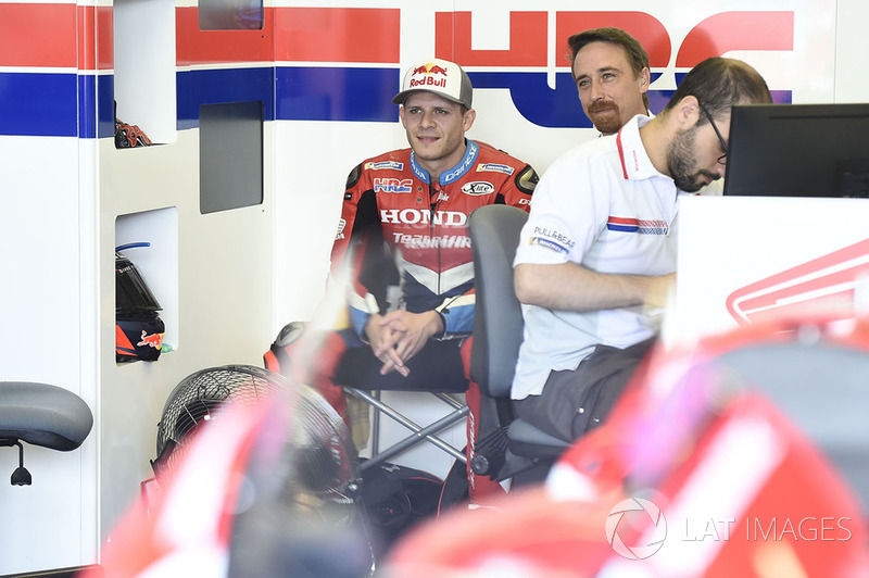 Штефан Брадль , HRC Honda Team