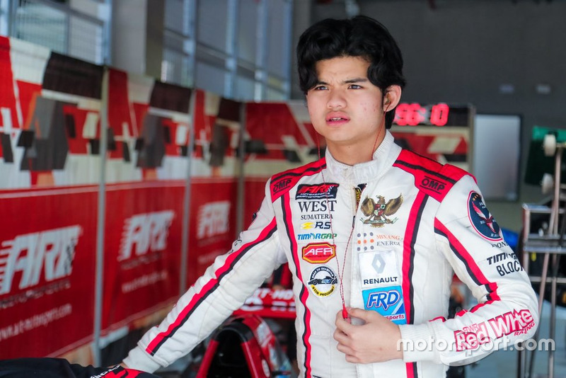 Perdana Minang, Asia Racing Team
