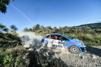 Michele Griso, Alessandro Lucato, Peugeot 208 R2B, GDA Communication