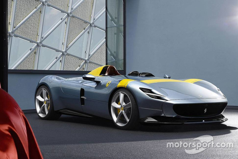 Ferrari Monza SP1 та SP2