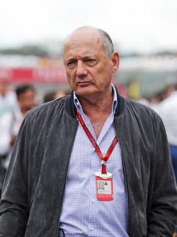 Рон Деннис, исполнительный директор McLaren