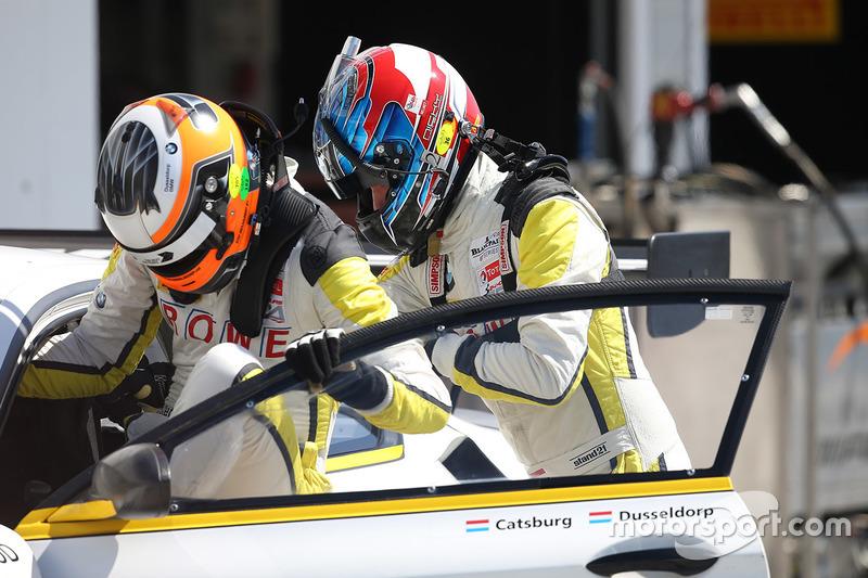 #98 Rowe Racing BMW M6: Stef Dusseldorp, Nicky Catsburg