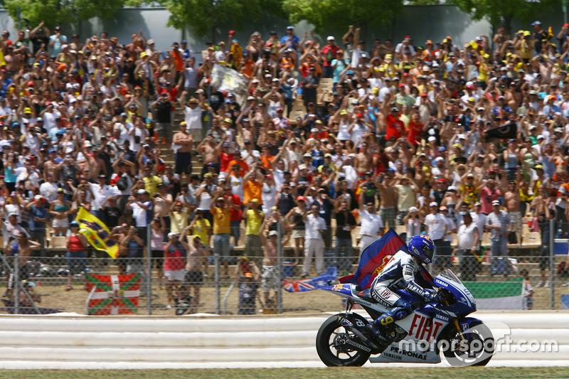Peringkat kedua Jorge Lorenzo, Yamaha Factory Racing