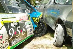 Michele Tassone e Alice De Marco, Peugeot 208 T16, P.A. Racing